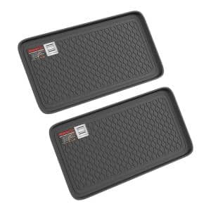 15.5 in. x 30 in. All-Weather Utility Boot Tray (2-Pack)