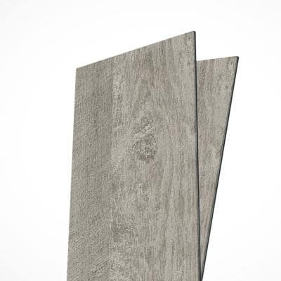 Ash Oak Gray 5 in. x 46.5 in. Peel and Stick Faux Wood Renoboard (12-Pack, 22 sq. ft.)