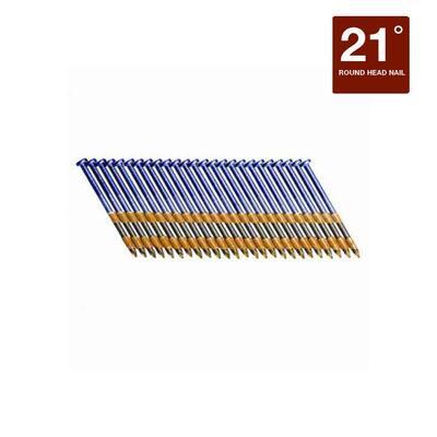 2-3/8 in. x 0.113 Plastic Brite Vinyl-Coated Ring Shank Nails (5,000 per Box)