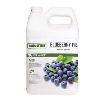 Bear Magnet 1 Gal. Hunting Liquid Scent Attractant, Blueberry Pie