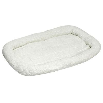 Cody Medium White Dog Crate Pad