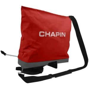 25 lb. Capacity Bag Spreader For Seeds And Fertilizers