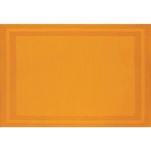 Cantaloupe Basket Weave Placemat (Set of 8)