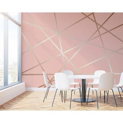 Rose Pinnacle Wall Mural