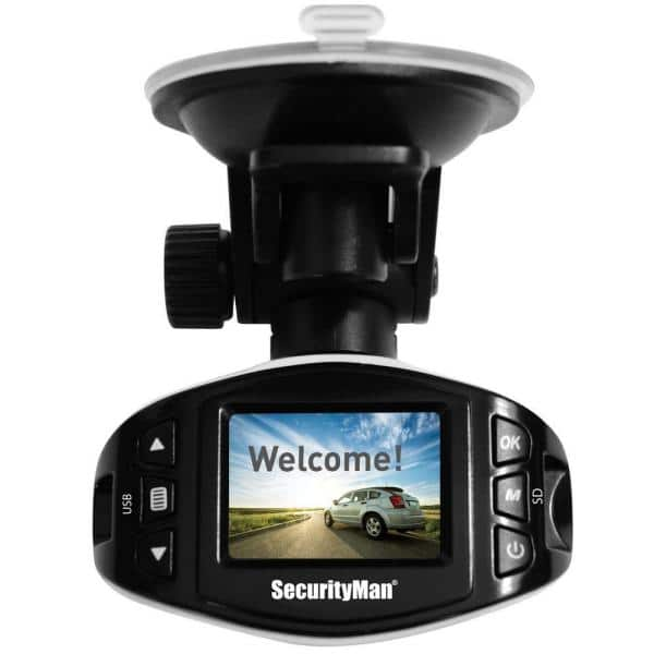 Hd Small Compact Accident Witness Dash Camera Car Truck With Sd Card