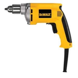6.7 Amp 1/4 in. 0-4000 RPM Variable Speed Reversing Drill