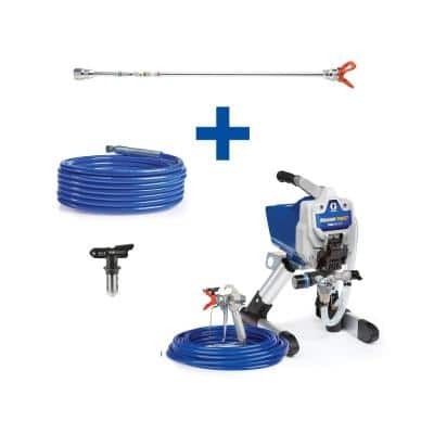 Magnum ProX17 Stand Airless Paint Sprayer with 20 in. Extension, 50 ft. Hose and TRU517 Tip