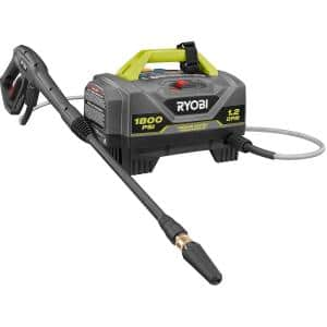 1,800 PSI 1.2 GPM Cold Water Electric Pressure Washer