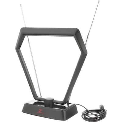 25 Miles Indoor Passive VHF/UHF Antenna