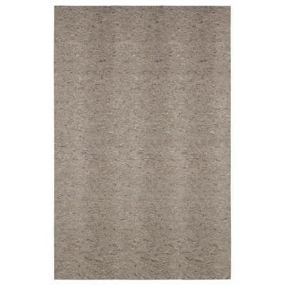 4 ft. x 6 ft. Dual Surface Felted Rug Pad