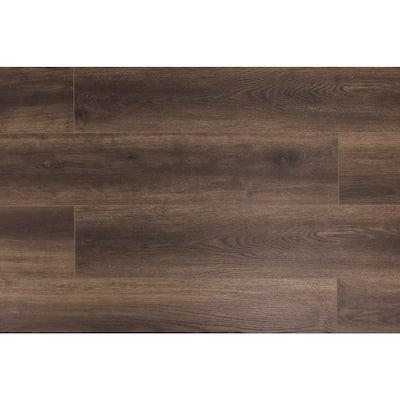 Invicta Studio Russet 7 in. W x 60 in. L SPC Vinyl Plank Flooring (23.68 sq. ft.)