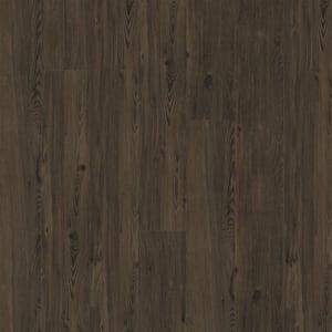 Achiever Chestnut 7 in. W x 48 in. Glue Down Luxury Vinyl Plank Flooring (51.24 sq. ft./case)