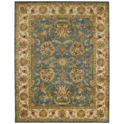 Guilded Sapphire 9 ft. x 12 ft. Area Rug