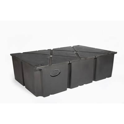 36 in. x 72 in. x 20 in. Dock System Float Drum