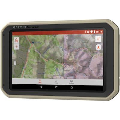 Overlander GPS Navigator