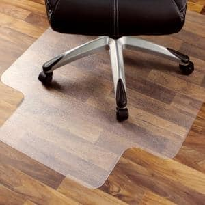Ultimat® Polycarbonate Lipped Chair Mat for Hard Floor - 48 x 53 in.