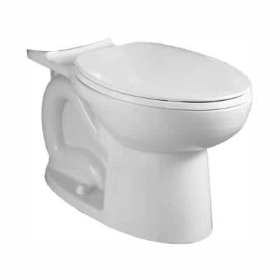 Cadet 3 FloWise Compact Tall Height Elongated Toilet Bowl Only in White