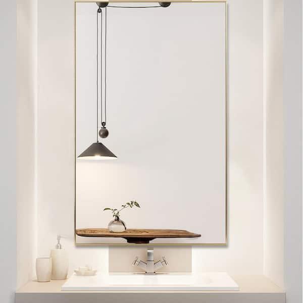 Neu Type 51 In X 31 Large Modern, Large Bathroom Mirror