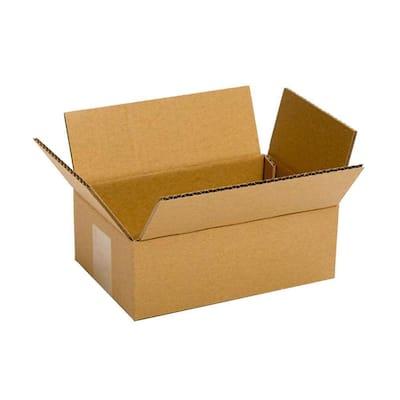 Box 25-Pack (8 in. L x 6 in. W x 4 in. D)