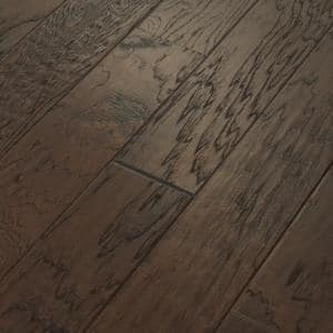 Canyon Hickory 5 in. W Shadow Engineered Hardwood Flooring (23.66 sq. ft./case)
