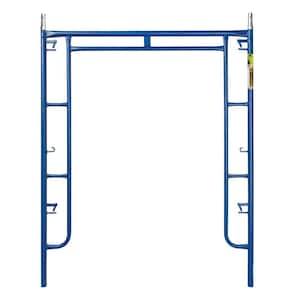 Saferstack 76 in. x 60 in. Walk Tru-Arch Scaffold Frame