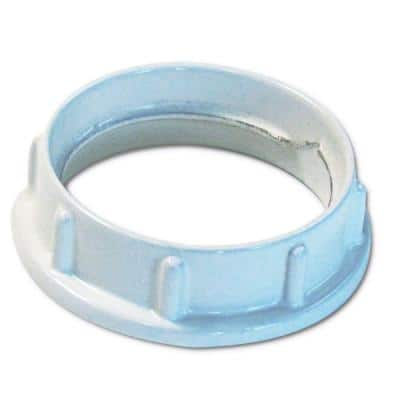 2 in. Aluminum Shade Ring for Medium-Base Sockets