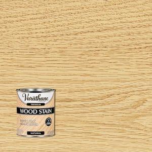 1 qt. Natural Premium Fast Dry Interior Wood Stain (2 Pack)