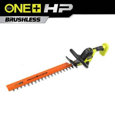 ONE+ HP 18V Brushless 22 in. Cordless Battery Hedge Trimmer (Tool Only)