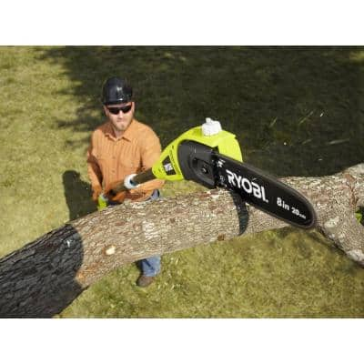 8 in. 6 Amp Pole Saw