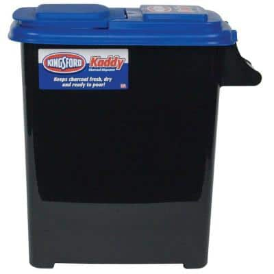 Charcoal Storage Dispenser