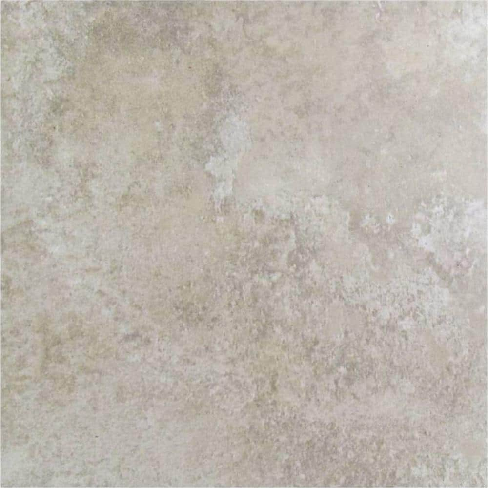 Marazzi Earth Sand Beige 12 In X 12 In Ceramic Floor And Wall Tile 15 Sq Ft Case Ulaj1212hd1pv The Home Depot
