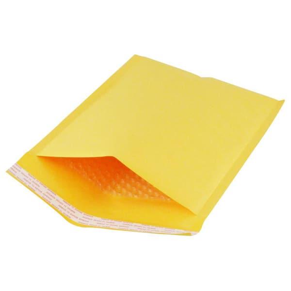 Yens® 50 #1 Kraft Bubble Padded Envelopes Mailers 7.25 X 12 50KF1