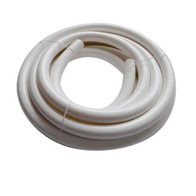 1 in. I.D. x 25 ft. 100 PSI PVC Vinyl Pressure Flexible Spa Tube