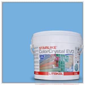 Starlike EVO Epoxy Grout 820 Azzurro Taomina 2.5 kg - 5.5 lbs.