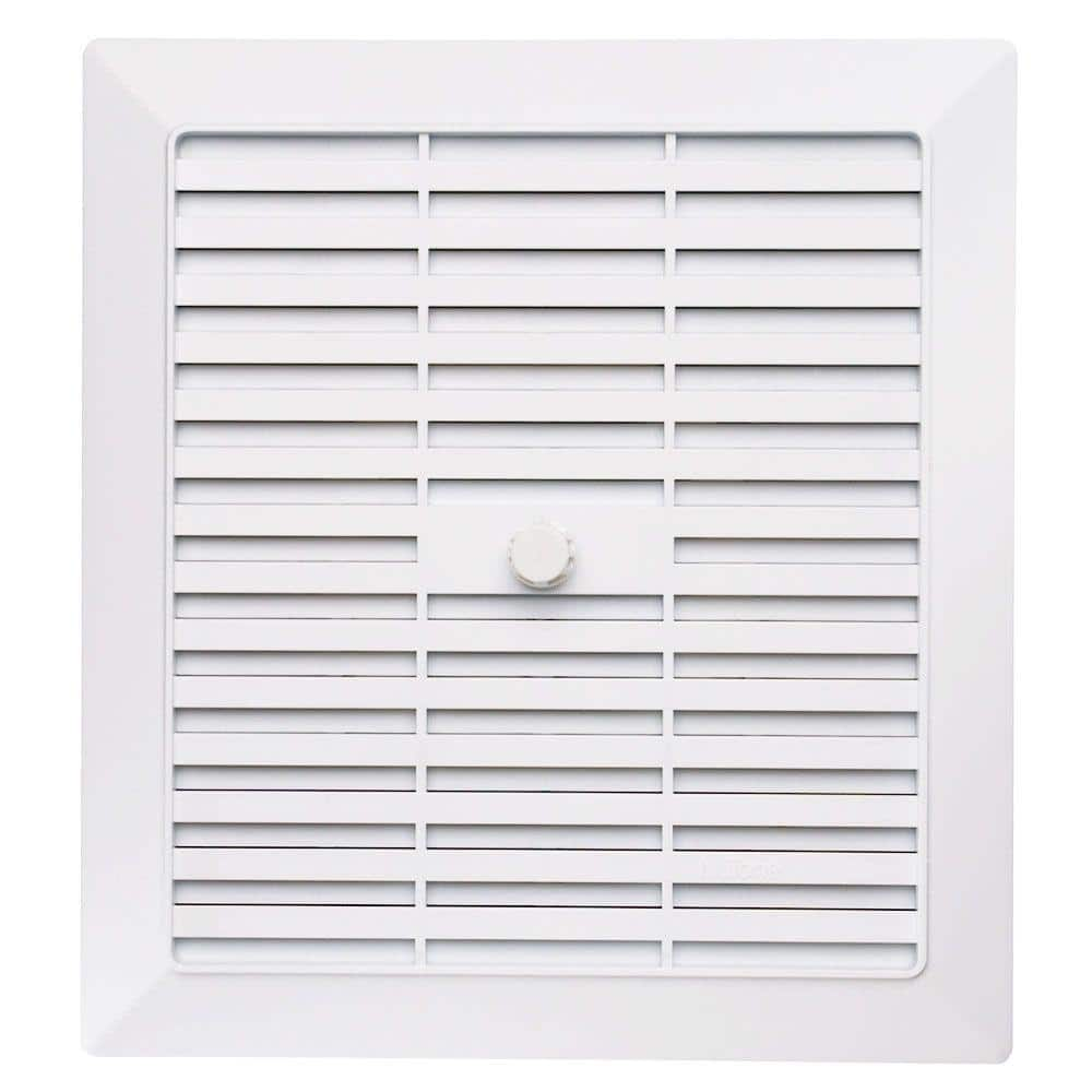 Broan Nutone Replacement Grille For 686 Bathroom Exhaust Fan G686n The Home Depot