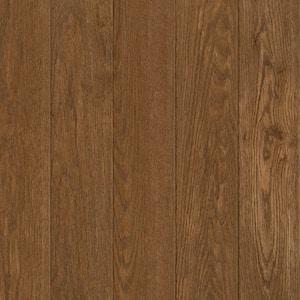 American Vintage Scraped Bear Creek Oak 3/4 in. T x 5 in. W x Varying L Solid Hardwood Flooring (23.5 sq. ft. / case)