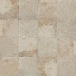 Tuscany Beige 16 in. x 16 in. Square Travertine Paver Tile (20 Pieces/35.6 sq. ft./Pallet)