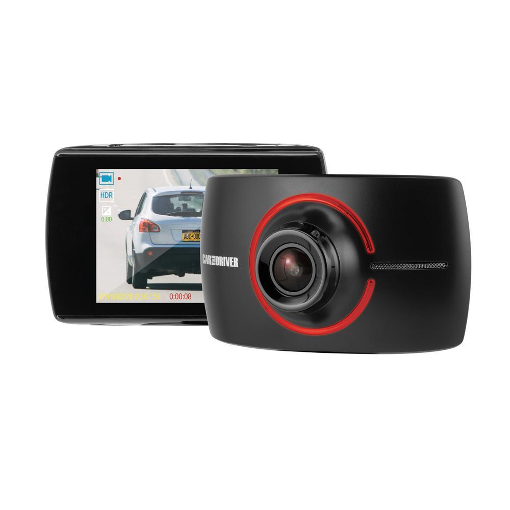 HD Road Patrol Touch Dash Cam