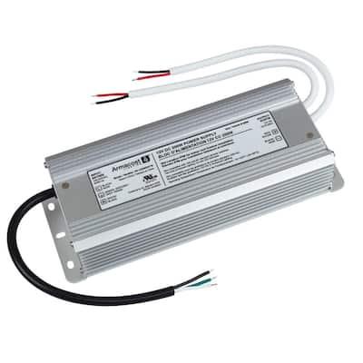 200-Watt Standard 12-Volt DC LED Transformer