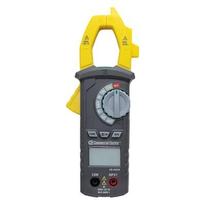 600A AC Digital Clamp Meter