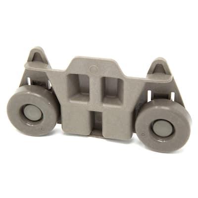 Dishwasher Rack Assembly Wheel (OEM Part Number W10195416)