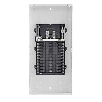 125 Amp 20-Space Indoor Load Center with Main Lugs
