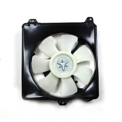A/C Condenser Fan Assembly 1998-2000 Toyota RAV4 - -L ELECTRIC