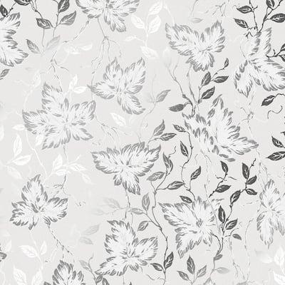 Greta Eggshell Trail Paper Strippable Wallpaper (Covers 56.4 sq. ft.)