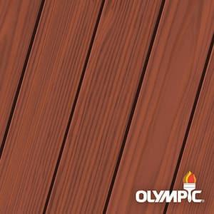 Elite 8 oz. Cumaru Semi-Transparent Exterior Wood Stain and Sealant in One