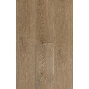 European White Oak Karoo 5/8 in. T x 7 in. W x Varying Length Engineered Hardwood Flooring (25 sq. ft./case)