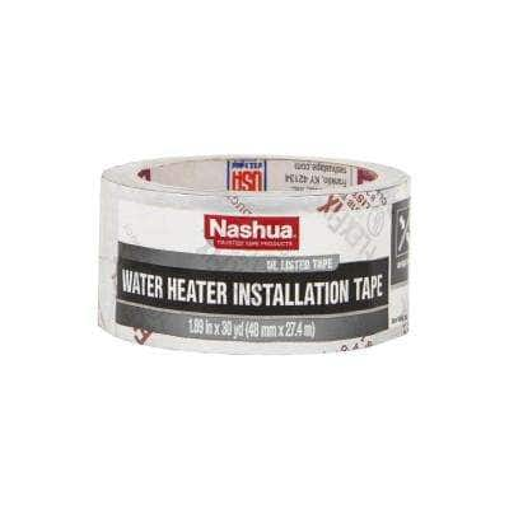 1.89 in. x 30 yd. Water Heater Installation Tape