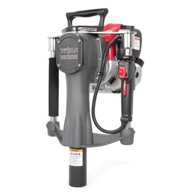 Contractors Series 4-Stroke Gas Powered Post Driver