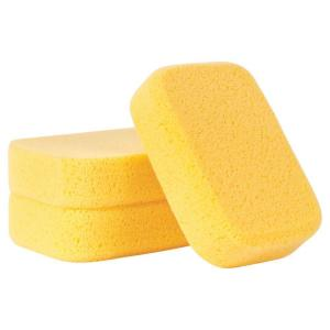 7-1/2 in. x 5-1/2 in. Extra Large Grouting, Cleaning and Washing Sponge (3-Pack)