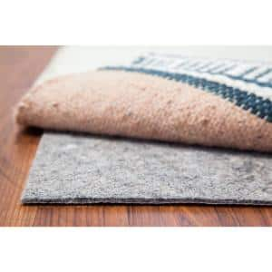 All Surface Tan Basketweave 9 ft. W x 12 ft. L All Surface Rug Pad